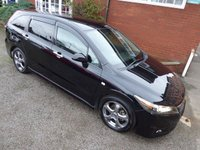 USED 2008 HONDA STREAM RSZ 1.8 Auto 7 Seat MPV Fantastic Reliable 7 Seater  Automatic In Great Condition