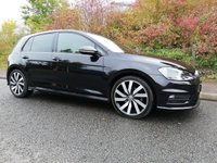 USED 2017 17 VOLKSWAGEN GOLF 2.0 R LINE EDITION TDI BLUEMOTION TECHNOLOGY 5d 148 BHP FINANCE AND WARRANTY