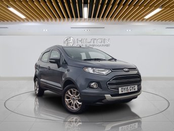Used Ford Ecosport for sale in Leighton Buzzard