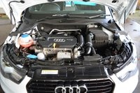 USED 2014 64 AUDI A1 1.4 TFSI S LINE STYLE EDITION 3d 121 BHP