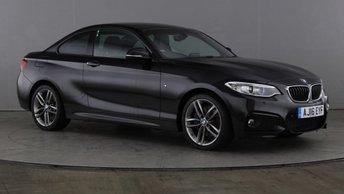 2016 BMW 2 SERIES 2.0 220D XDRIVE M SPORT 2d AUTO 188 BHP £17990.00