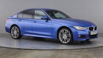 2015 BMW 3 SERIES 2.0 320D XDRIVE M SPORT 4d AUTO 181 BHP