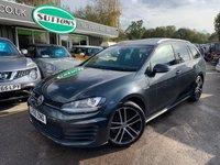 2015 VOLKSWAGEN GOLF 2.0 GTD TDI DSG 5d AUTO 182 BHP £16989.00
