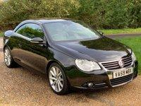 2010 VOLKSWAGEN EOS 2.0 SPORT FSI DSG 2d AUTO 198 BHP £7490.00