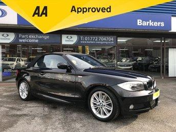 2011 BMW 1 SERIES 2.0 118I M SPORT 2d 141 BHP £6775.00