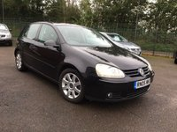 2005 VOLKSWAGEN GOLF 2.0 GT TDI 5d PART EXCHANGE TO CLEAR £1500.00
