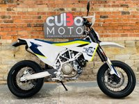 USED 2018 18 HUSQVARNA 701 SUPERMOTO 2018 Akrapovic Tuning Package