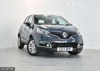 USED 2017 17 RENAULT CAPTUR 0.9 EXPRESSION PLUS TCE 5d 90 BHP Call us for Finance