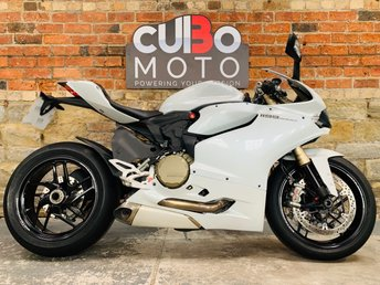 2013 DUCATI 1199 PANIGALE ABS  £10490.00