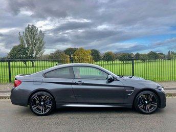 2019 BMW M4 3.0 M4 2d AUTO 426 BHP £39995.00