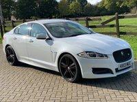 2013 JAGUAR XF 3.0 D V6 S PORTFOLIO 4d AUTO 275 BHP £13995.00