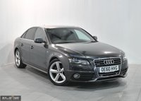 USED 2011 60 AUDI A4 2.0 TDI QUATTRO S LINE 4d 168 BHP Call us for Finance