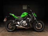 USED 2018 18 KAWASAKI Z650 ABS. 2018. ONLY 756 MILES. SERVICED. CRASH BUNGS
