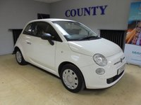 USED 2014 64 FIAT 500 1.2 POP 3d 69 BHP * TWO OWNERS * FULL HISTORY *