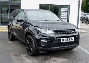 2015 LAND ROVER DISCOVERY SPORT 2.0 TD4 HSE LUXURY 5d AUTO 180 BHP £24990.00