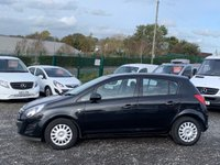 USED 2014 64 VAUXHALL CORSA 1.2 S AC ECOFLEX S/S 5d ONE OWNER, AC, £30 TAX, FULL VAUXHALL DEALER HISTORY