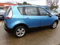 USED 2014 14 RENAULT SCENIC XMOD 1.5 EXPRESSION PLUS DCI 5d 110 BHP NEW MOT, SERVICE & WARRANTY