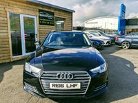 USED 2016 16 AUDI A4 2.0 AVANT TDI ULTRA SPORT 5d 148 BHP ****FINANCE AVAILABLE****