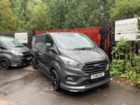 USED 2019 68 FORD TRANSIT CUSTOM 2.0 300 LIMITED  MV SPORT STYLING L1 130 BHP AIRCON NAV WITH CAR PLAY