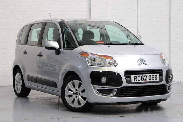 USED 2012 62 CITROEN C3 PICASSO 1.6 PICASSO VTR PLUS HDI 5d 91 BHP Citroen C3 Picasso 1.6 HDi 8v VTR+ 5dr, Parking Aid + Cruise + Low Mileage,