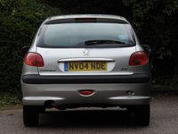 USED 2004 04 PEUGEOT 206 1.4 S 5d 74 BHP DRIVES SUPERB LOW MILES