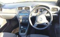 USED 2012 12 VOLKSWAGEN GOLF 1.6 TDI BlueMotion Tech SE Cabriolet 2dr ***50000 MILES F/S/H***