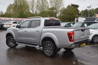 USED 2019 69 NISSAN NAVARA 2.3 dCi Tekna Double Cab Pickup 4WD 4dr (EU6) AUTO*DELIVERY MILES*69 PLATE