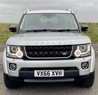 USED 2016 66 LAND ROVER DISCOVERY 3.0 SD V6 Landmark (s/s) 5dr REAR DVD! PRIVACY! 7 SEATER!