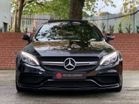 USED 2018 M MERCEDES-BENZ C CLASS 4.0 C63 V8 BiTurbo AMG (Premium) SpdS MCT (s/s) 2dr £725PCM NO DEPOSIT REQUIRED