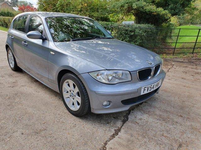2004 54 BMW 1 SERIES 2.0 120I SE 5d 148 BHP