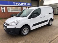 USED 2013 63 CITROEN BERLINGO 1.6 625 LX L1 HDI 75 BHP 3 SEATS