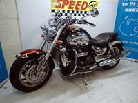 USED 2008 08 TRIUMPH ROCKET CLASSIC