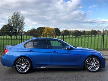 2014 BMW 3 SERIES 3.0 330D M SPORT 4d 255 BHP £13995.00