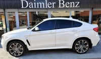 USED 2018 18 BMW X6 3.0 M50D 4d AUTO 376 BHP