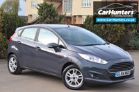USED 2015 FORD FIESTA 1.5 TDCi Zetec 5dr