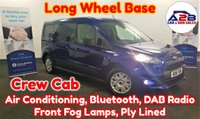 2016 FORD TRANSIT CONNECT LWB