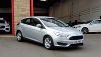 USED 2015 15 FORD FOCUS 1.5 STYLE TDCI 5d 118 BHP