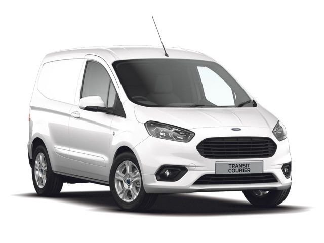 2016 16 FORD TRANSIT COURIER 1.5 TDCI TREND VAN