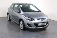 USED 2013 13 MAZDA 2 1.3 TAMURA 3d 83 BHP Demo and ONE LADY OWNER with 4 Stamp MAZDA SERVICE HISTORY