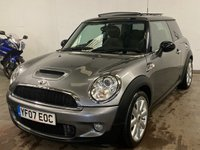 2007 MINI HATCH COOPER 1.6 COOPER S 3d 172 BHP £3990.00