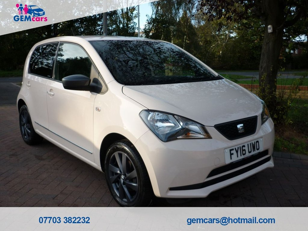 USED 2016 16 SEAT MII 1.0 MII BY MANGO 5d 74 BHP GO TO OUR WEBSITE TO WATCH A FULL WALKROUND VIDEO