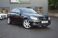 2010 MERCEDES-BENZ C CLASS 2.1 C220 CDI BLUEEFFICIENCY SE 4d 170 BHP £5995.00