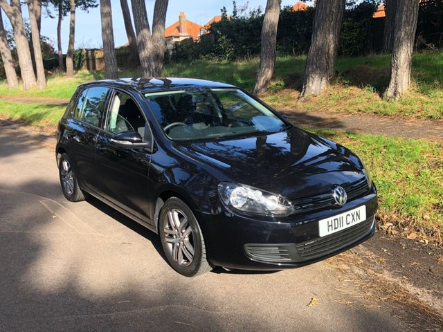 USED 2011 11 VOLKSWAGEN GOLF 1.4 TWIST 5d 79 BHP 1 OWNER AIR CON VERY LOW MILEAGE FINANCE ME TODAY-UK DELIVERY POSSIBLE