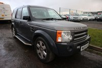 USED 2005 LAND ROVER DISCOVERY 2.7 3 TDV6 HSE 5d 188 BHP *PX CLEARANCE - NOT INSPECTED - NO WARRANTY - NOT AVAILABLE ON FINANCE - NO PX TAKEN*
