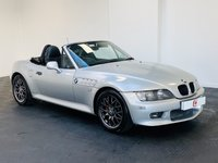 USED 2002 02 BMW Z3 2.2 SPORT ROADSTER 2d 168 BHP ONLY 35,000 MILES + RARE 2.2 SPORT MODEL + APPRECIATING CLASSIC !!