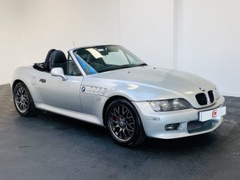 2002 BMW Z3 2.2 SPORT ROADSTER 2d 168 BHP £8995.00