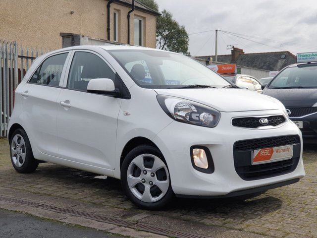 USED 2016 16 KIA PICANTO 1.0 1 5d 65 BHP AS ALWAYS ALL CARS FROM EDINBURGH CAR STORE COME WITH 1 YEARS FULL MOT ,1 FULL RAC INSPECTION SERVICE AND 6 MONTH RAC WARRANTY INCLUDING  12 MONTHS RAC BREAKDOWN RECOVERY FREE OF CHARGE!  PLEASE VISIT OUR WEB SITE WWW.EDINBURGHCARSTORE.CO.UK FOR FULL HD VIDEO TO BOOK YOUR TEST DRIVE CALL US NOW ON 01314534363    PLEASE CALL IF YOU CANT SEE WHAT YOU ARE AFTER . WE WILL CHECK OUR OTHER BRANCHES FOR YOU . WE HAVE OVER 100 CARS IN GROUP STOCK