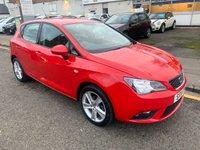 USED 2014 14 SEAT IBIZA 1.4 TOCA 5d 85 BHP