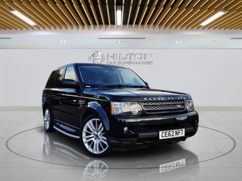 Used Land Rover Range Rover Sport for sale in Leighton Buzzard