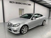 2014 MERCEDES-BENZ C CLASS 2.1 C220 CDI BLUEEFFICIENCY AMG SPORT 2d AUTO 170 BHP £12995.00